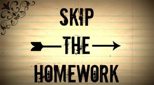 skipthehomework